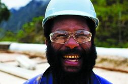 PNG LNG safety milestone