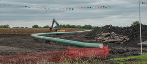Court orders shut-in of Dakota Access pipeline
