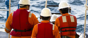 UK oil and gas workers get offshore wind training