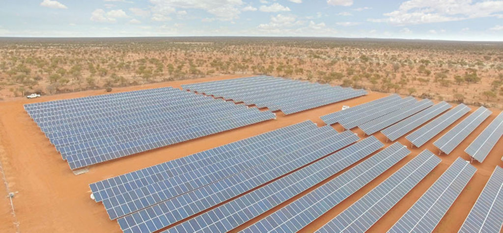 Army switches on the solar as Carnegie completes NT microgrid