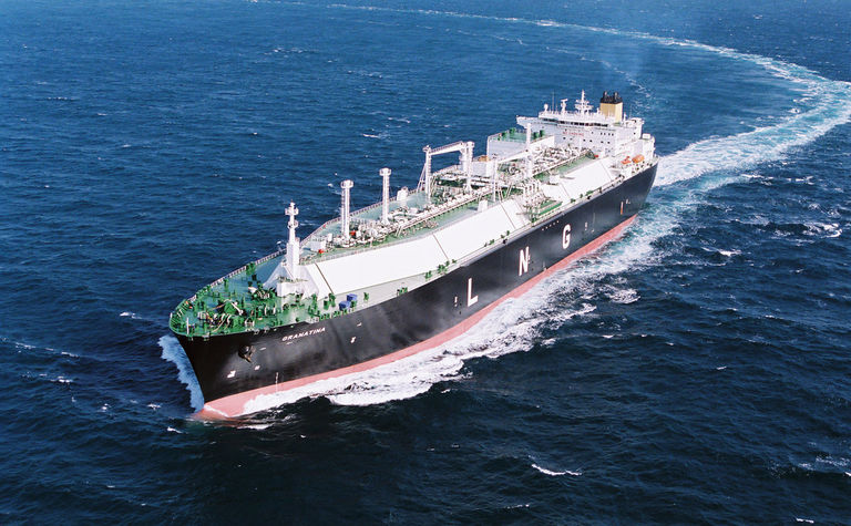 Cyclone, not COVID19, causes floating status for WA LNG tankers