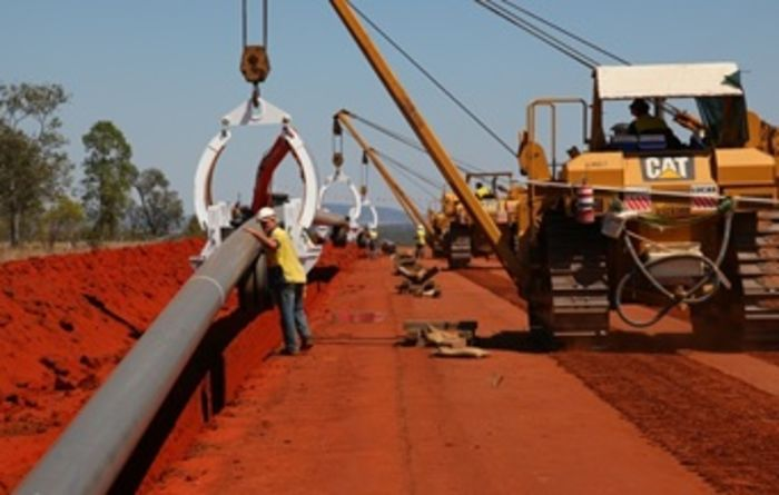NT frac ban lift greenlights NGP extension