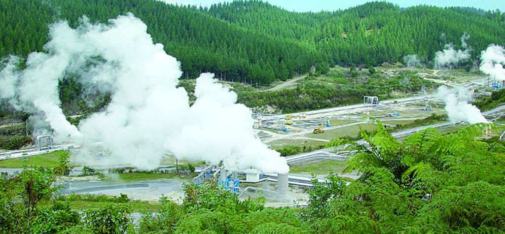 Contact confirms NZ geothermal plant