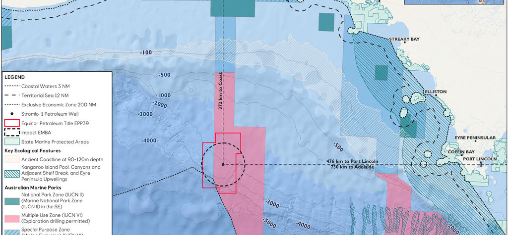 Regulator takes another look at Bight drilling plans