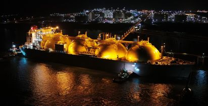 Australia's LNG industry expected to flourish this year