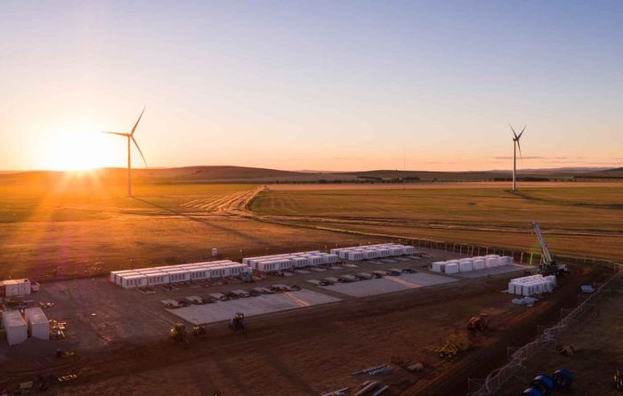 Neoen's giant battery to take on SA gas generators