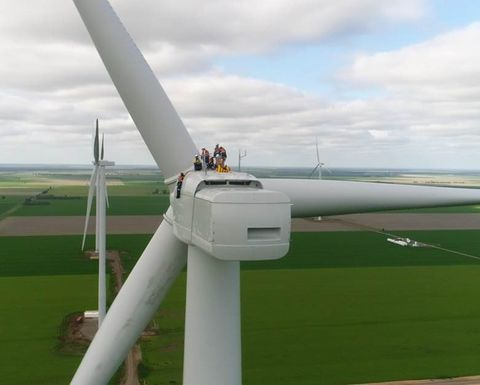 Downer EDI sees $45M profit hit from Senvion administration