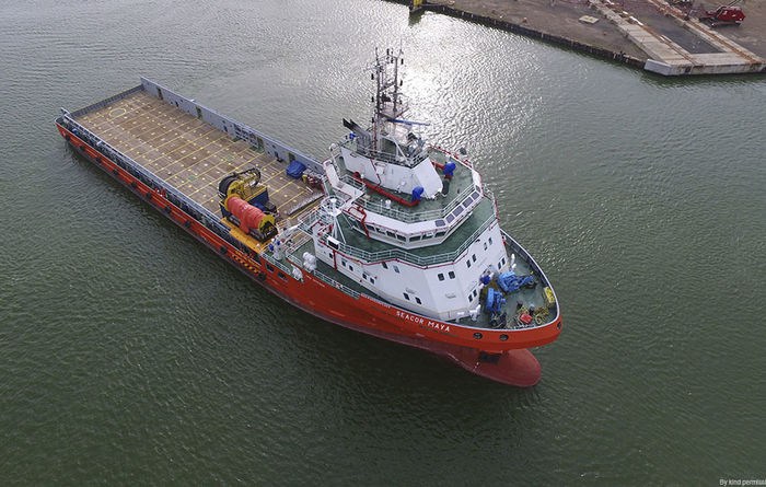 ABS classifies GOM's first hybrid OSV