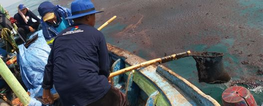 Indonesian oil spill to cost Pertamina millions