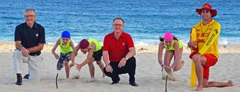 Woodside makes $5m commitment to surf life-savers