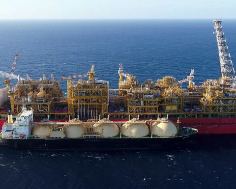 Focus turning from FLNG to onshore developments: WoodMac
