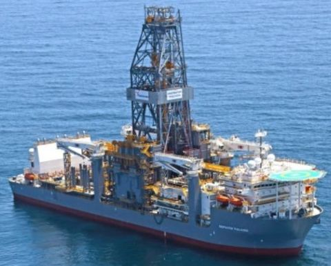 Transocean Barents rig - Semisub - Transocean Barents ASA |Transocean Shell Rigs