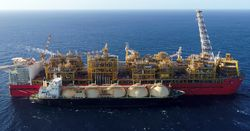 Shell reports 4% rise in LNG