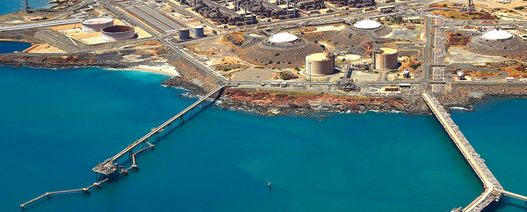 Oz LNG revenue to drop A$10B in five years: REQ