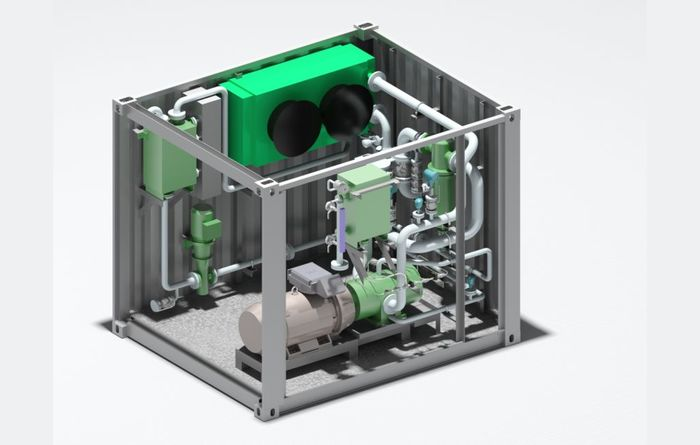 Wartsila's fuel saving tech