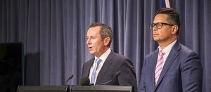 Industry responds to McGowan fraccing announcement