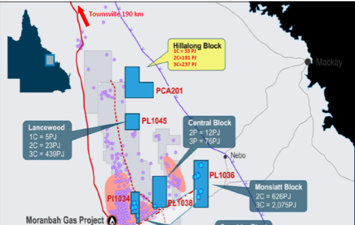 Blue gets Bowen Basin resource upgrade