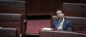 Canavan sad about Bight news
