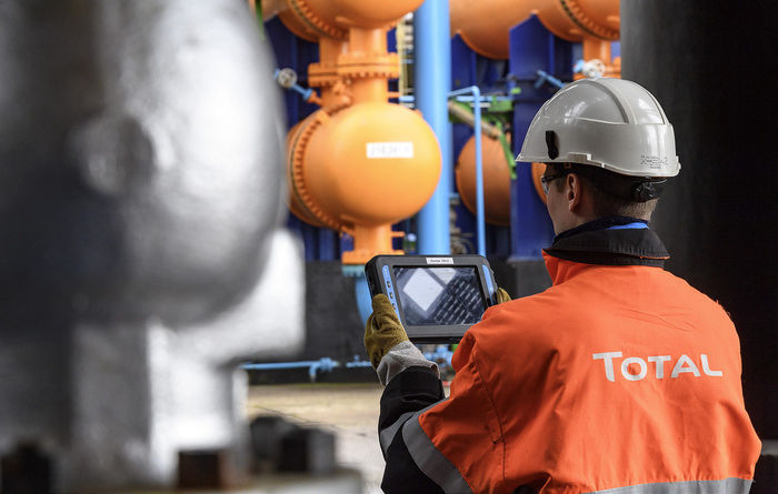Total launches first LNG Bunker