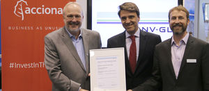 DNV GL awards certifies new grid scale development