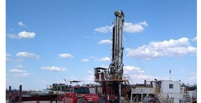 Armour makes plans to frac virgin reservoir