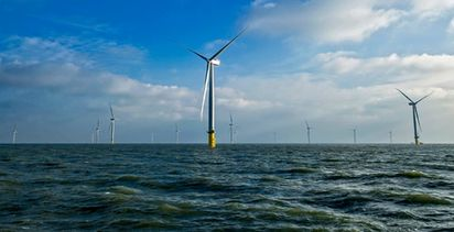 Worley scores offshore wind project