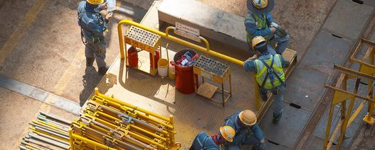 Strike in full swing at Prelude FLNG