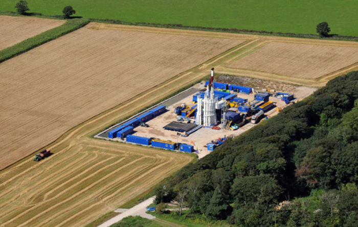 UK backs shale