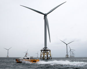 Dropped Objects remain neglected hazard in offshore wind