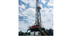 Otto onshore well hits 57ft pay
