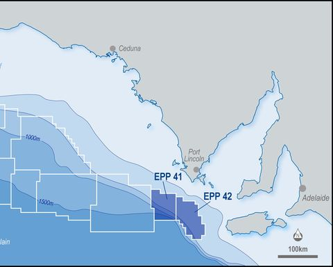 Bight Petroleum granted extension to GAB permits