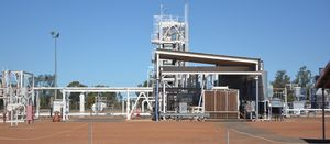 Gas industry fires up Queensland economy