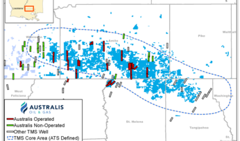 Australis' new wells exceeding production expectations