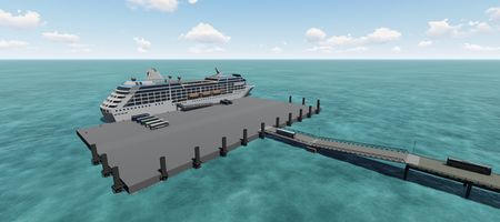 Approval granted for industry floating wharf at Broome Port