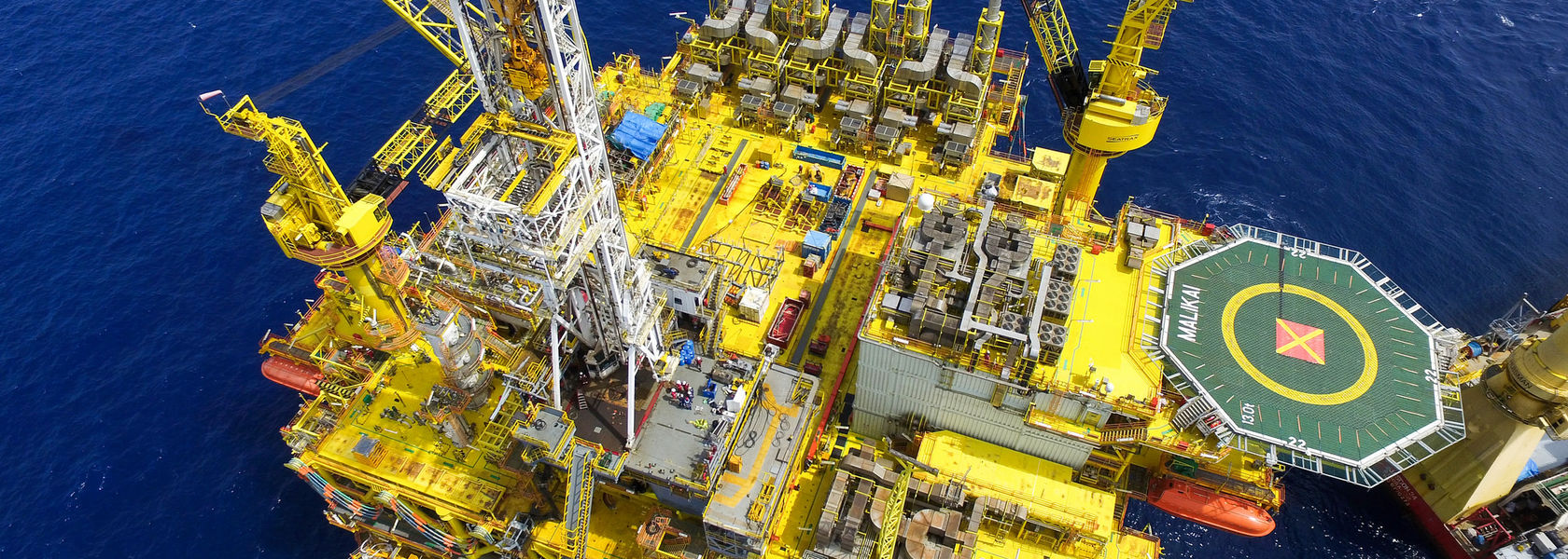 Shell reports strong oil and gas output for 2018