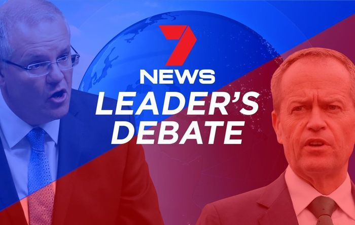 Energy in focus in 2019 leader's debate