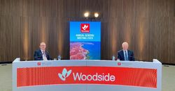 Climate change, CCS, no new greenfield: Woodside