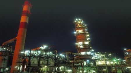 Emerson wins gas plant contract
