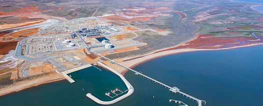 Infrastructure build at LNG plants could be $200B to 2025