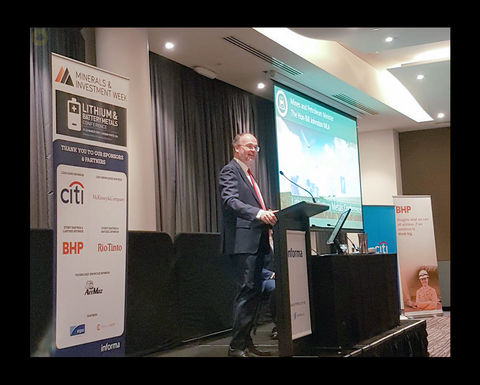 Perth has become a global oil and gas hub: Johnston