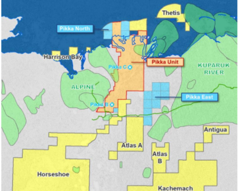 Oil Search commences North Slope drilling campaign