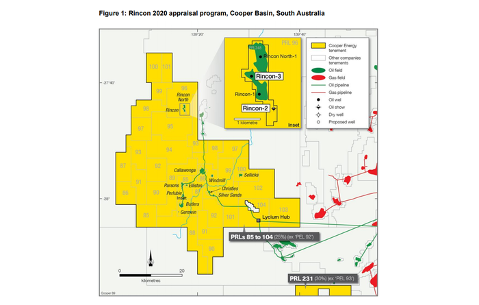 Beach completes major Cooper Basin drilling campaign