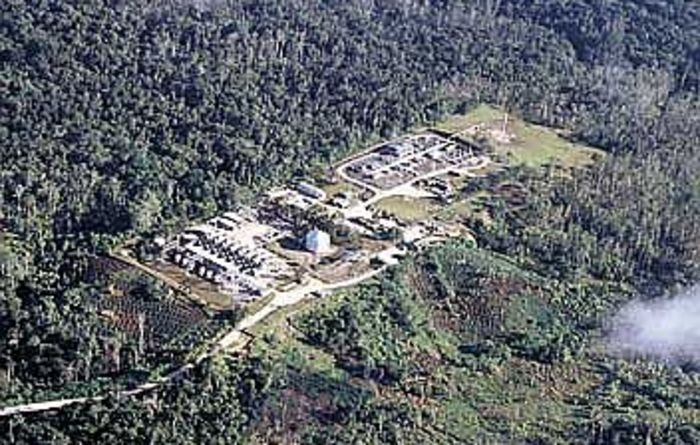Protestors target PNG gas project