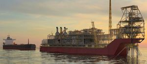 Cairn to sell Senegal stake to Lukoil