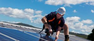 Australia now as 2.5M of rooftop solar: AEC