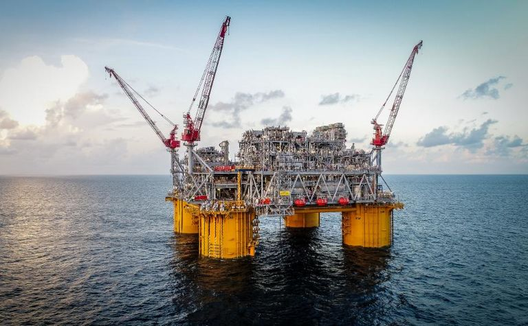 Shell starts production from giant new Gulf of Mexico field