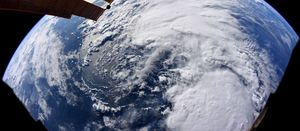 Cyclone Barry cuts Gulf production in half