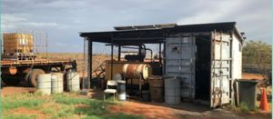Vanadium battery company to provide renewable energy to outback school