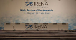IRENA ninth assembly draws hundreds of ministers