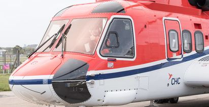 CHC Helicopter to acquire Babcock
